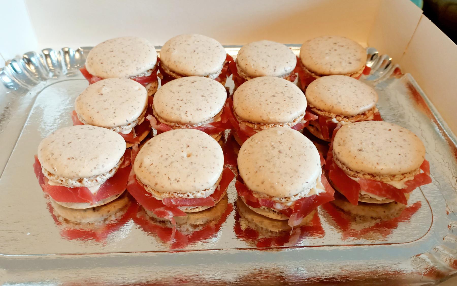 Macarons-sales