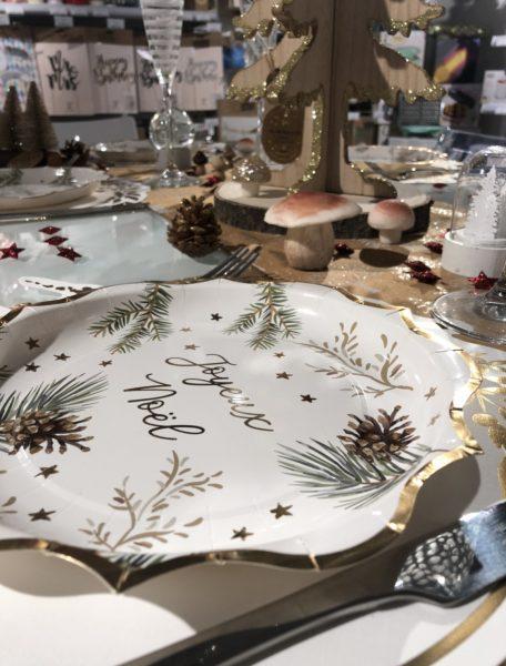 Atelier Les mini bûches & sablés de Noël