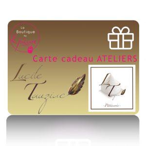 Carte Cadeau Atelier Lucile Tauziac