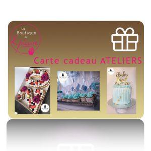 Carte Cadeau Les Ateliers
