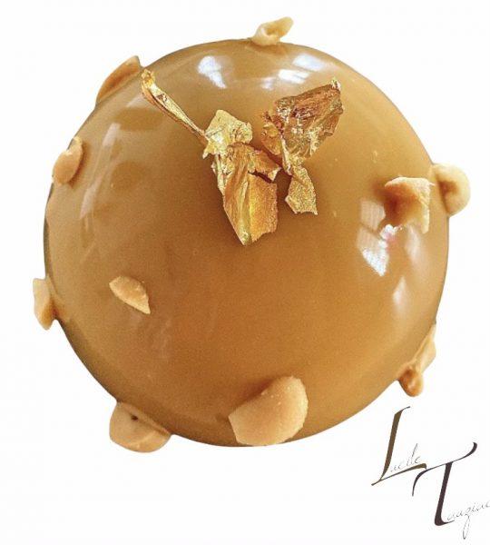 La Chocahuète de Noël by Lucile Tauziac