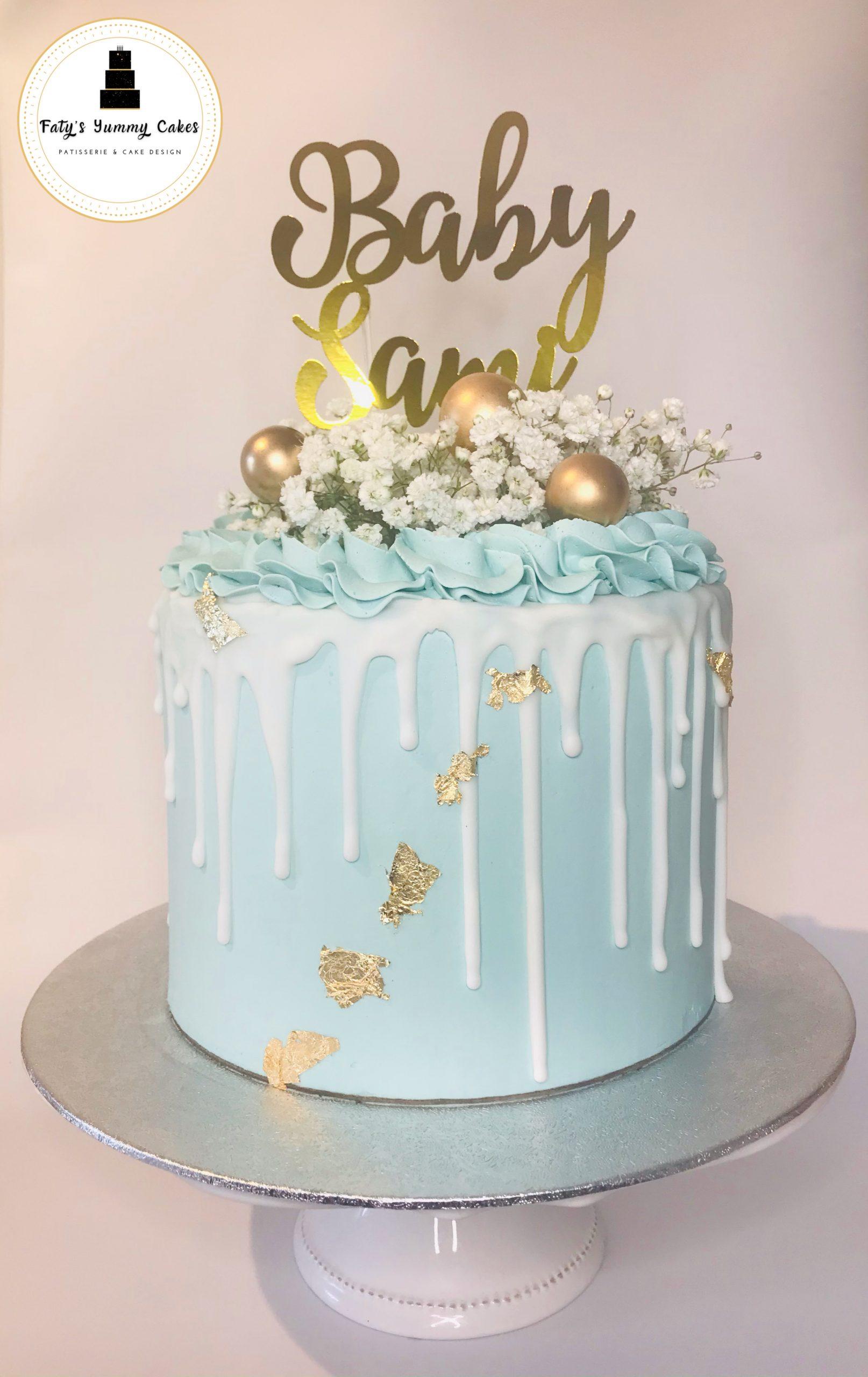 Atelier Layer Cake by Faty's Yummy Cakes