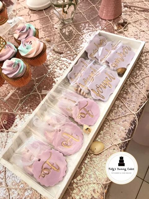 Atelier Sablés Personnalisés & Popcakes by Faty's Yummy Cakes